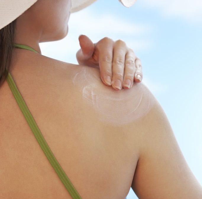 Natural Summertime Sunburn Relief