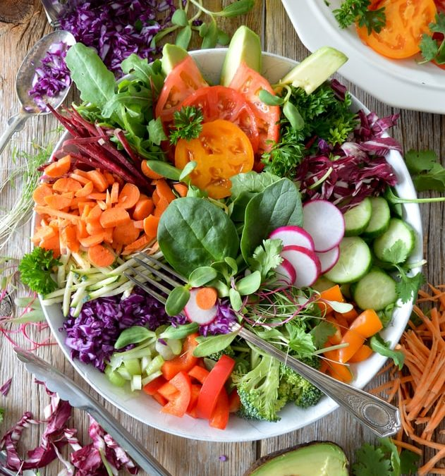 4 Simple Food Rules to Eat Healthy