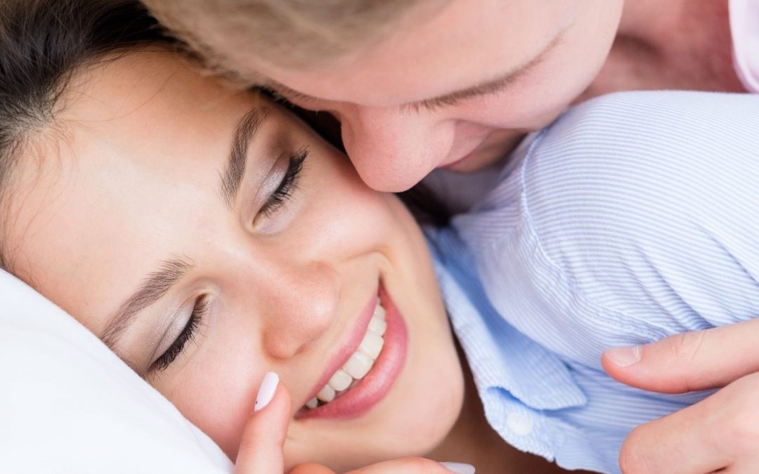 Increase Intimacy in the Bedroom by Communicating