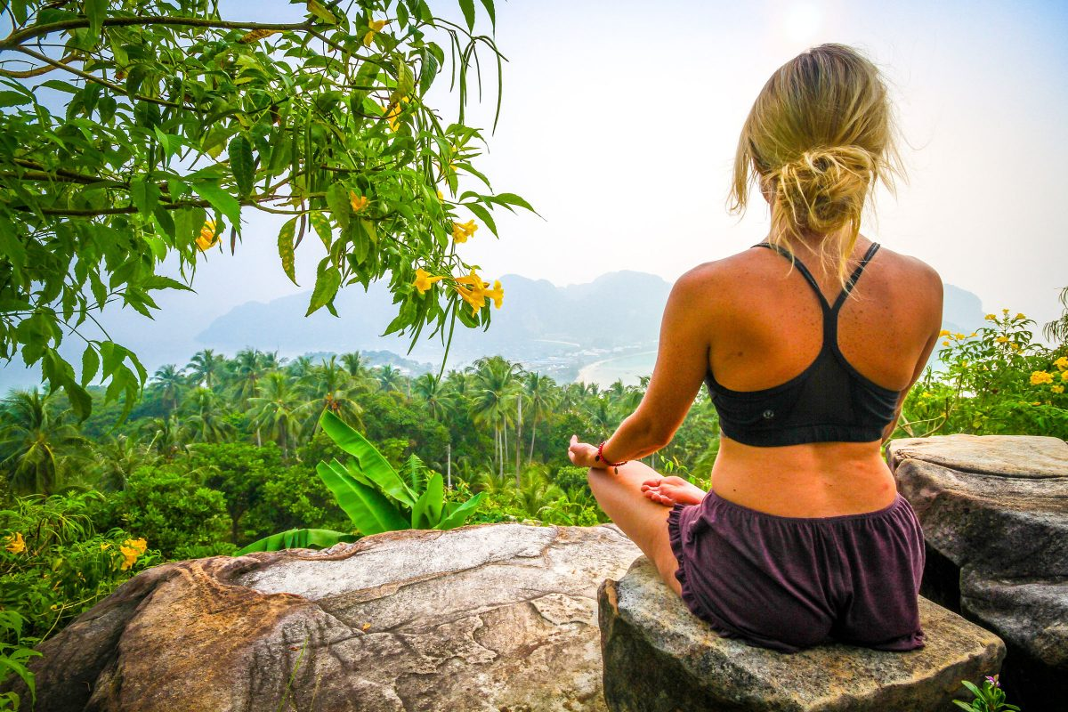 Living Healthy List - Meditation